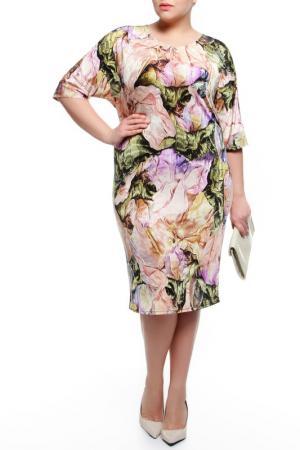 Платье Amazone. Цвет: лиловый