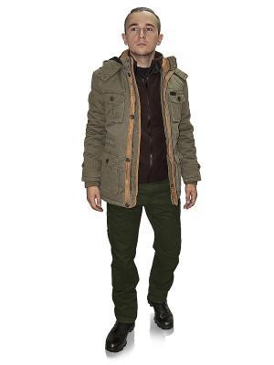 Куртка Veliga TACTICAL FROG. Цвет: оливковый