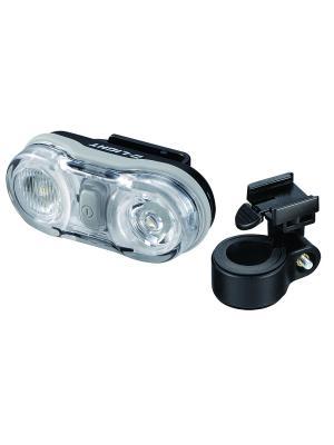Передние габаритные огни с двумя белыми светодиодами повышеной яркости D-light. Цвет: черный