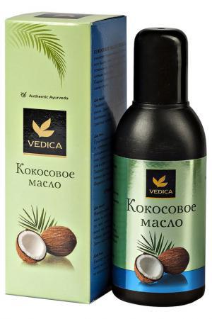Кокосовое масло, 100 мл Veda Vedica. Цвет: none