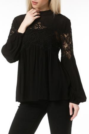 Блуза DEBY DEBO. Цвет: black