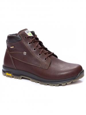 Ботинки Grisport. Цвет: коричневый