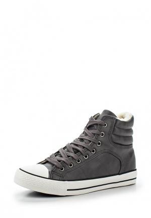 Кеды T.P.T. Shoes. Цвет: серый