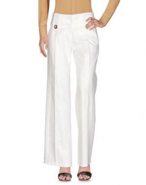 Повседневные брюки CELYN B.. Цвет: слоновая кость