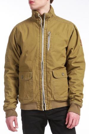 Куртка 2117 OF SWEDEN. Цвет: зеленый