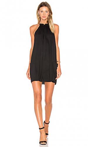 Платье cora De Lacy. Цвет: черный
