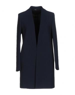 Легкое пальто HANITA. Цвет: темно-синий