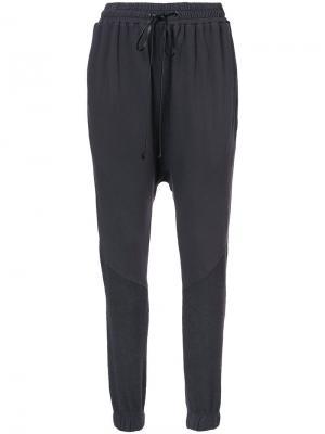 Спортивные брюки Roaming Daniel Patrick. Цвет: серый