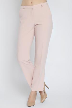 Брюки Moda di Chiara. Цвет: light pink