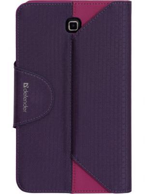 Чехол для планшета 26071 Double Case 7 дюймов Defender. Цвет: темно-фиолетовый, розовый
