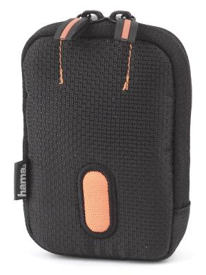 Чехол HAMA  023103 Sorento 60C чер/оранж 7x1,5x10,5. Цвет: оранжевый, черный