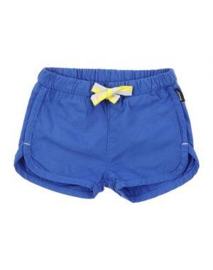 Повседневные брюки IMPS&ELFS. Цвет: синий