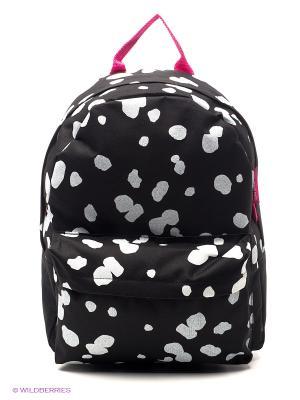 Рюкзак ANTAN. Цвет: черный, белый