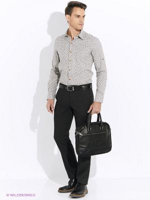 Рубашка Club21. Цвет: серый