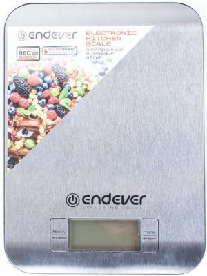 Весы Endever. Цвет: серебристый