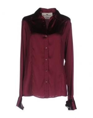 Pубашка ADELE FADO QUEEN. Цвет: красно-коричневый
