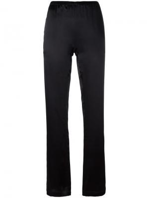 Домашние брюки Carine Gilson. Цвет: чёрный
