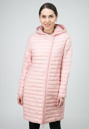 Куртка утепленная Ostrich. Цвет: розовый