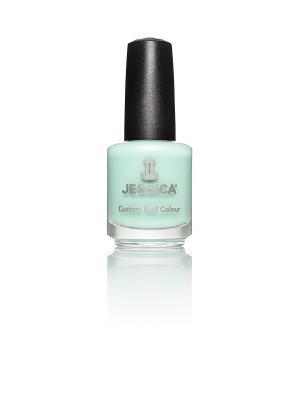 Лак для ногтей  # 733 Surfer Boyz nBerry, 14,8 мл JESSICA. Цвет: бирюзовый