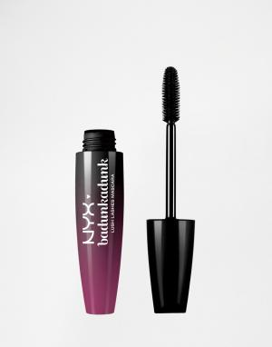 NYX Professional Makeup Тушь для ресниц Make-Up Lush Lashes XXL. Цвет: черный