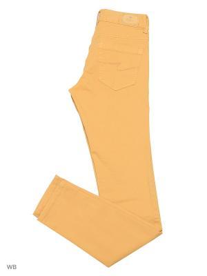 Джинсы Colin's. Цвет: желтый