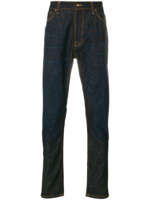 Джинсы Brute Knut Nudie Jeans Co. Цвет: синий