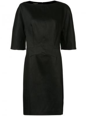 Three-quarters sleeve dress Narciso Rodriguez. Цвет: чёрный
