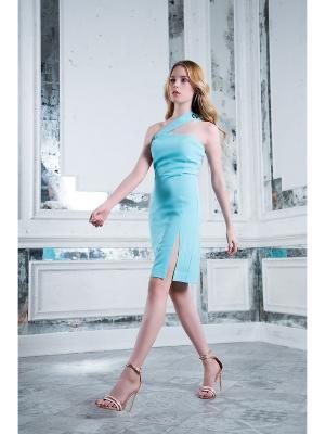 Платье Вестетика 61121/Мятный