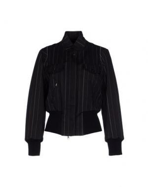 Куртка EMISPHERE. Цвет: черный