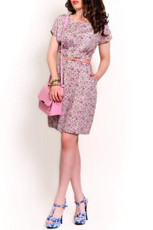 Платье MONT PELLIER. Цвет: жемчуг