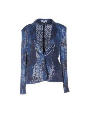 Пиджак KORALLINE. Цвет: синий