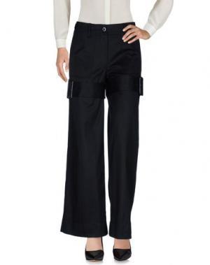 Повседневные брюки SACAI. Цвет: черный