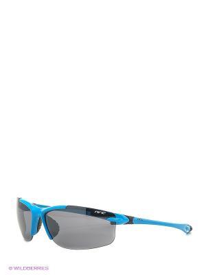 Солнцезащитные очки NRC. Цвет: бирюзовый