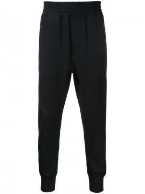 Спортивные брюки Wooyoungmi. Цвет: чёрный