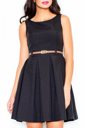 DRESS Figl. Цвет: black