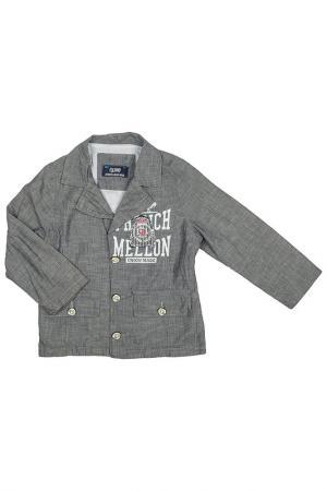 Пиджак Puledro. Цвет: серый