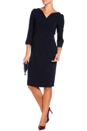 Платье BGN. Цвет: синий