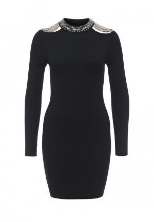 Платье Katelina. Цвет: черный