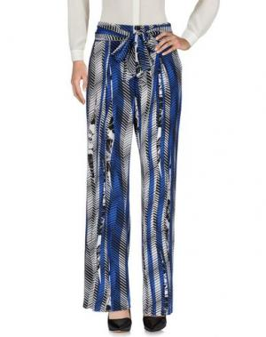Повседневные брюки DONATELLA DE PAOLI. Цвет: синий