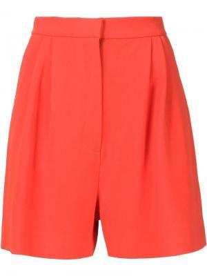 Классические шорты Mary Katrantzou. Цвет: красный