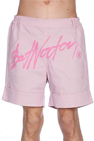 Шорты  Unisex Basic Shorts Pink Bat Norton. Цвет: розовый