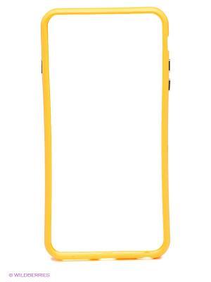 Бампер для iPhone 6 plus WB. Цвет: желтый