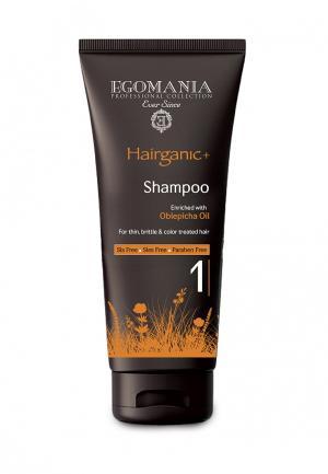 Шампунь для окрашенных волос Egomania Prof. Цвет: коричневый
