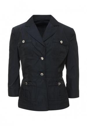 Куртка Husky. Цвет: синий