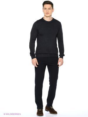 Пуловер Trussardi. Цвет: темно-синий