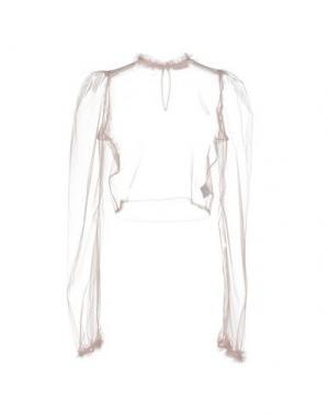 Блузка DAIZY SHELY. Цвет: розовый