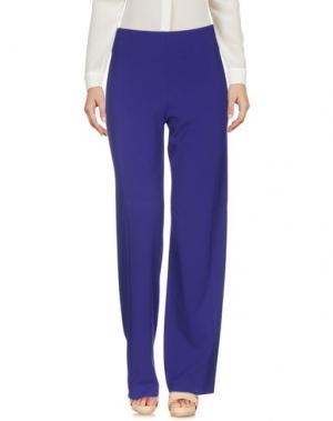 Повседневные брюки F.IT. Цвет: фиолетовый