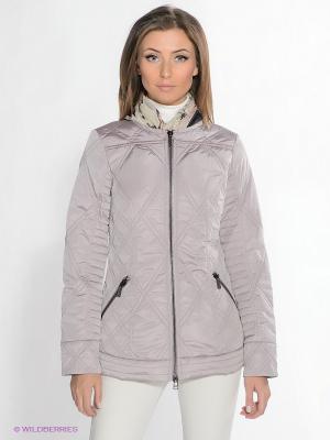 Куртка ODRI. Цвет: лиловый