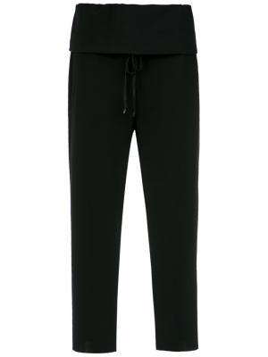 Cropped pants Osklen. Цвет: чёрный