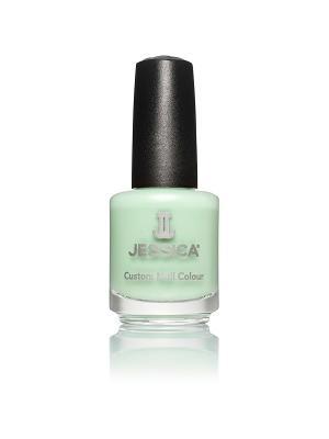 Лак для ногтей  # 657 Viva La Lime Lights, 14,8 мл JESSICA. Цвет: светло-зеленый
